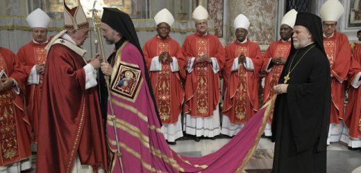ĐTC Phanxicô Chủ Sự Thánh Lễ Hai Thánh Phêrô Và Phaolô