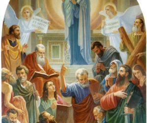 Đức Trinh Nữ Maria Mẹ Hội Thánh (10/06/2019)