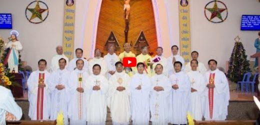 Mừng 25 Năm Hồng Ân Linh Mục Cha Phêrô Hoàng Văn Số, SDB (09/01/2019)