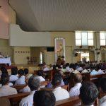 Mừng Lễ Thánh Anrê Kim Thông, Bổn Mạng Ban Chức Việc Miền Gialai