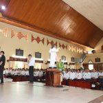 Ngày Hội Ngộ Hội Đồng Mục Vụ Các Giáo Xứ Giáo Miền Kontum