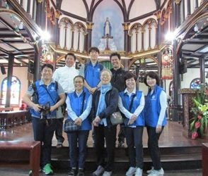 Caritas Kontum Và St. Lazarus Village Với Bệnh Nhân Phong (15/01/2019)