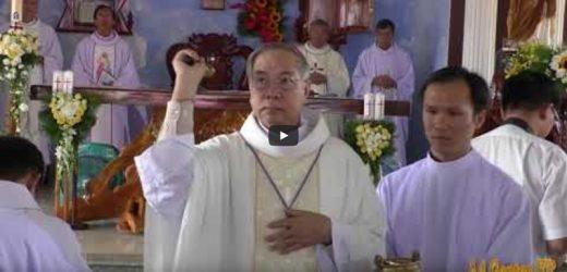Thánh Lễ Tạ Ơn Và Khánh Thành Nhà Thờ Giáo Xứ Đăk Tân (21/02/2019)