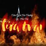 Lửa Trại-Tâm Điểm Yêu Thương-TNTT Giáo Xứ Phú Thọ