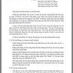 Thông Báo Của Tòa Tổng Giám Mục Sàigòn