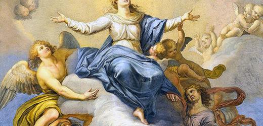 Đức Mẹ Hồn Xác Lên Trời