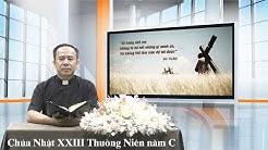 Suy Niệm Chúa Nhật XXIII Thường Niên Năm C