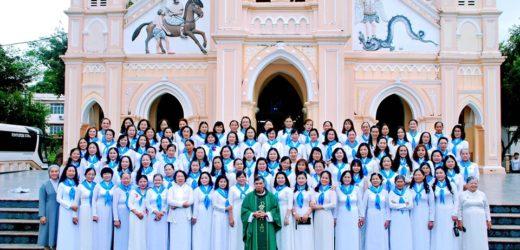 Giới Hiền Mẫu Giáo Xứ Tân Hương – Mừng Lễ Thánh Nữ Mônica 2019