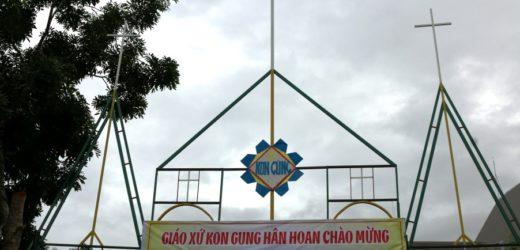 Thánh Lễ Tạ Ơn, Khánh Thành và Làm Phép Nhà Thờ Giáo Xứ Kon Gung 09-09-2019