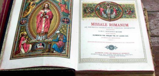 Lời Mở Đầu – Quy Chế Tổng Quát Sách Lễ Rôma Bản Dịch Mới