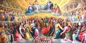 Dẫn Lễ Và Lời Nguyện – Các Thánh Nam Nữ