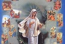 Đức Chúa Ở Cùng Bà (7.10.2019 – Thứ Hai – Lễ Đức Mẹ Mân Côi)