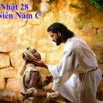 Suy Niệm Tin Mừng Chúa Nhật XXVIII Thường Niên Năm C