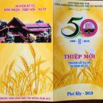 Thánh Lễ Tạ Ơn 50 Năm Sứ Vụ
