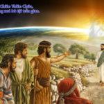 Con Chiên Của Thiên Chúa (19.01.2020 – Chúa Nhật II TN – Năm A)