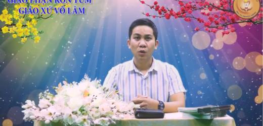 Các Thành Phần Dân Chúa Chúc Mừng Năm mới – Xuân Canh Tý 2020