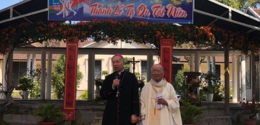 Thánh Lễ Tạ Ơn Cuối Năm 2019 – Giáo Phận Kon Tum