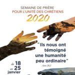 Tài Liệu Tuần Lễ Cầu Nguyện Cho Các Kitô Hữu Hiệp Nhất 2020