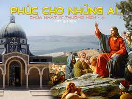 Dẫn Lễ Và Lời Nguyện – CN 4 TN–Năm A