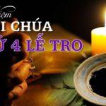 Suy Niệm Lời Chúa – Thứ Tư Lễ Tro