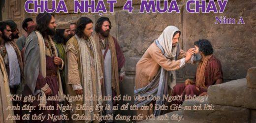 Dẫn Lễ Và Lời Nguyện – CN 4 MC–Năm A