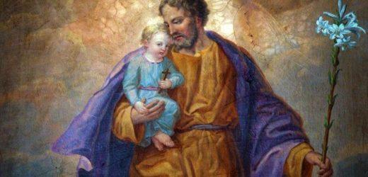 Lời Khẩn Cầu Thánh Giuse Của Đức Thánh Cha