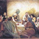 Là Môn Đệ Trung Tín (08.4.2020 – Thứ Tư Tuần Thánh)