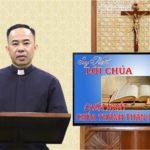 Suy Niệm Lời Chúa – Chúa Nhật Chúa Thánh Thần Hiện Xuống – Năm A