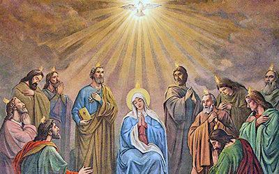 Đấng Phù Trợ (31.05.2020 –  Chúa Thánh Thần Hiện Xuống – Năm A)