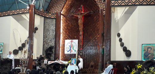 Cộng Đoàn Dòng Chúa Cứu Thế Tây Nguyên Và Giáo Xứ Plei Chuet: Lễ Giỗ Lần Thứ 15 Cha Antôn Vương Đình Tài