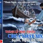 Thánh Lễ  – Chúa Nhật XIX Thường Niên | lúc 6h00 – 09/08/2020