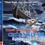 Thánh Lễ – Chúa Nhật XIX Thường Niên | Lúc 8h00 – 09/08/2020 Tiếng Bahnar