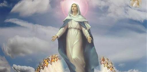 Đức Mẹ Lên Trời (15.8.2020 – Thứ Bảy – Đức Mẹ Hồn Xác Lên Trời – Lễ Trọng – Lễ Cầu Cho Giáo Dân)