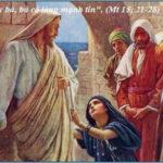 Dẫn Lễ Và Lời Nguyện (16.08.2020 – Chúa Nhật XX Thường Niên – Năm A)