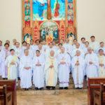 Mừng Kỷ Niệm 65 Năm Linh Mục – Đức Cha Phêrô Trần Thanh Chung – Nguyên Giám Mục Giáo Phận Kon Tum