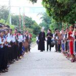 Ban Phép Thêm Sức Tại: Giáo Họ Plei Kroong