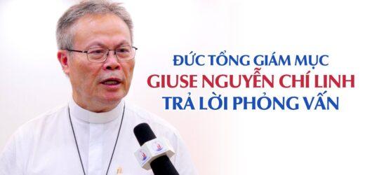 Hội Nghị Thường Niên 2020: Phỏng Vấn Đức Cha Chủ tịch HĐGMVN