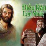 Mến Chúa Yêu Người: Bài Ca Ý Lực Sống CN 30 TN Năm A