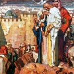 Than Khóc Giêrusalem (19.11.2020 – Thứ Năm Tuần 33 Thường niên)