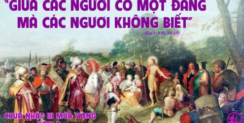 Niềm Vui Đang Đến (13.12.2020 – Chúa Nhật III Mùa Vọng – Năm B)