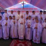 Thánh Lễ: Đặt Viên Đá Đầu Tiên Nhà Thờ Phú Tâm – Pờ Tó