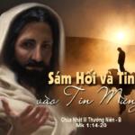 Dẫn Lễ Và Lời Nguyện (24.01.2021 – CN III Thường Niên– Năm B)