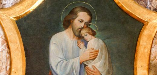 Dẫn Lễ Và Lời Nguyện (19.03.2021 – Thánh Giuse Bạn Trăm Năm Đức Maria– Năm B)