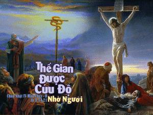Dẫn Lễ Và Lời Nguyện (14.03.2021 – CN IV Mùa Chay– Năm B)
