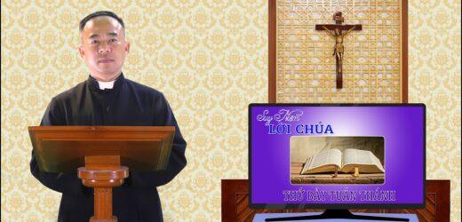 Suy Niệm Lời Chúa| Thứ Bảy Tuần Thánh – Vọng Mừng Chúa Phục Sinh