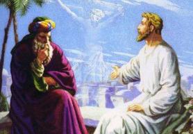 Được Sinh Ra Từ Trên (12.4.2021 – Thứ Hai Tuần 2 Phục Sinh)
