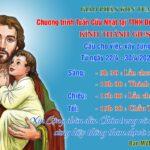Thông Báo Và Chương Trình: Tuần Cửu Nhật Tại TTHH Đức Mẹ Măng Đen – Kính Thánh Giuse (Cập Nhật 21/04/2021)