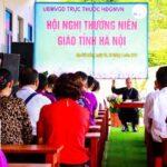 Tóm Lược Hội Nghị Ủy Ban Mục Vụ Gia Đình Giáo Tỉnh Hà Nội Năm 2021