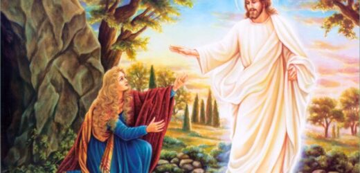 Xé Tan Đêm Tối (04/04/2021 – Chúa Nhật Phục Sinh – Mừng Chúa Sống Lại