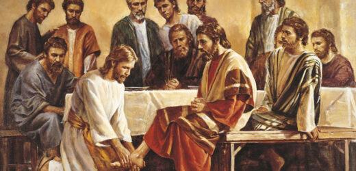 Chiều Yêu Thương (Thứ Năm Tuần Thánh)